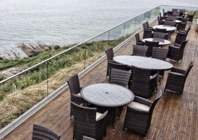 Decking-Area